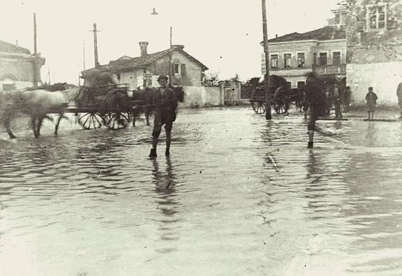 Fine ottobre 1917 (ph. Archivio Spanghero)