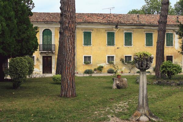 Villa Ciardi-Baciocchi (ph. Michele Tomaselli)