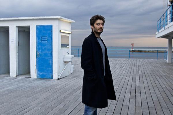 """Lino Guanciale in """"La porta rossa 2"""""""