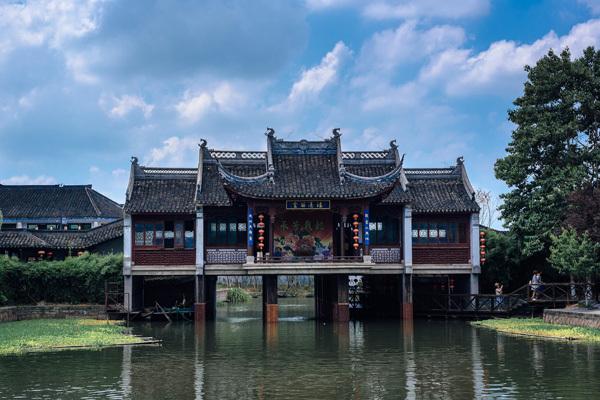 Cina, città d'acqua (ph. CartOrange)