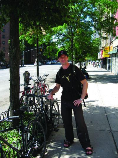 Norman Rusin a Philadelphia