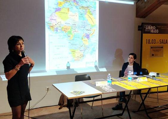 Cristina Cristofoli presenta il suo volume