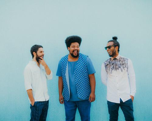 Amaro Fresu Trio (© Helder Tavares)