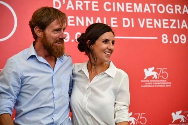Alessio Romenzi e Francesca Mannocchi