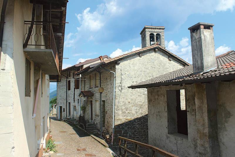 Il centro di Prossenicco