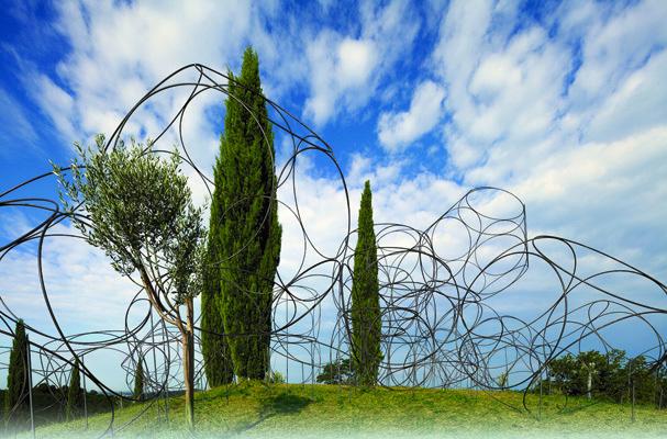 Il Vigne Museum, sui colli di Rosazzo (© Luigi Vitale)