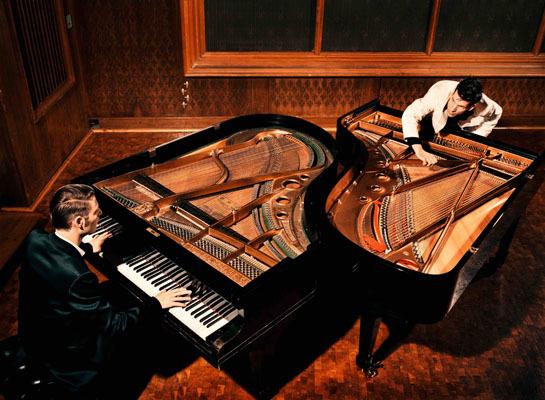Piano Battle