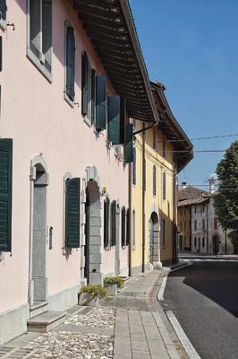 Scorcio di via della Filanda (ph. Vanessa Colosetti)