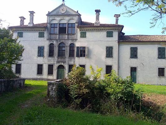 Villa Antonini Belgrado a Saciletto di Ruda