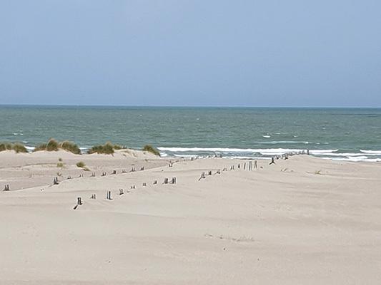 La spiaggia di Dunkerque