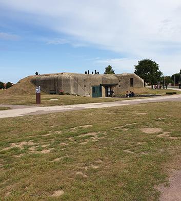 Bunker tra la natura
