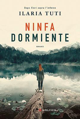 "La copertina di ""Ninfa dormiente"""