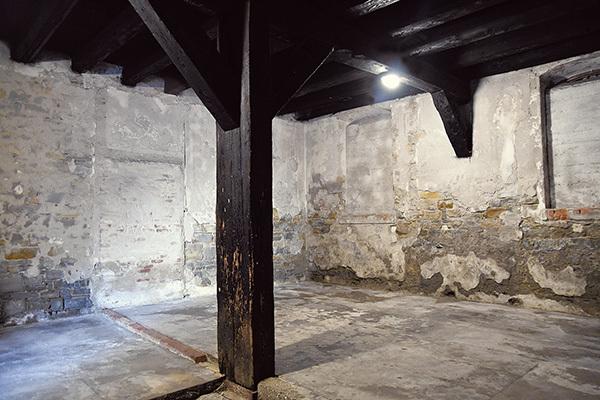 La cella della morte (ph. Claudio Pizzin)