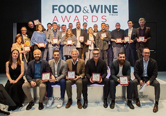 Tutti i premiati a Milano