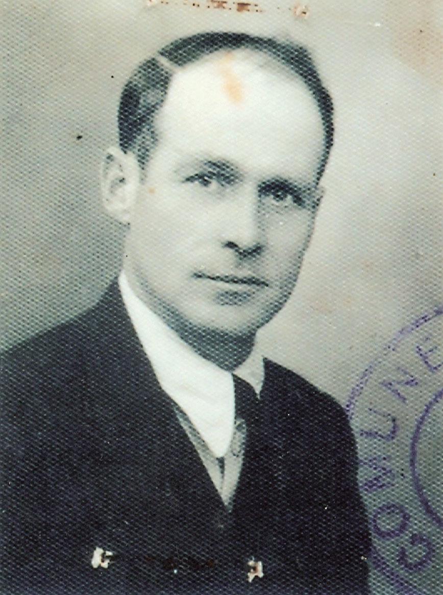 Giovanni Spanghero (1901-1978) per quaranta anni portalettere nei paesi di Pieris, Begliano e San Canzian