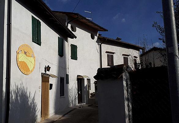 Meridiane ad Aiello del Friuli (ph. Aurelio Pantanali)