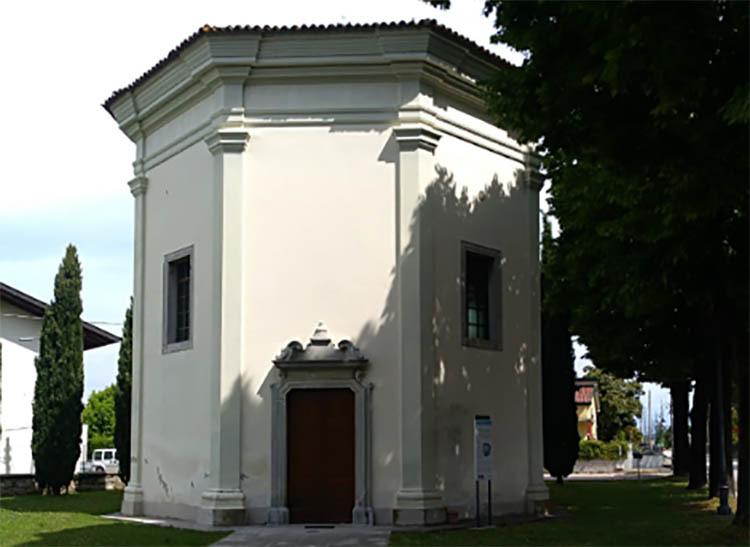 La Chiesa di Santa Margherita a Tapogliano