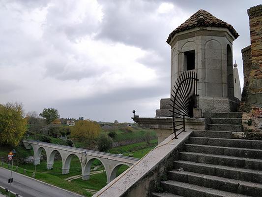 Palmanova, Porta Udine (ph. Comune di Palmanova)