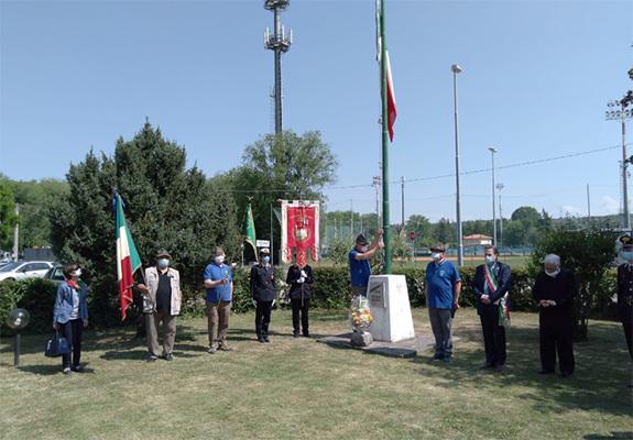 Festa della Repubblica a Ronchi dei Legionari