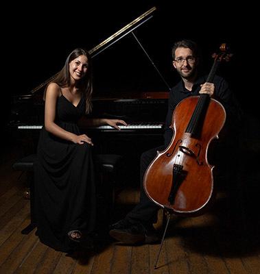 Il duo Toniolo/Rojatti