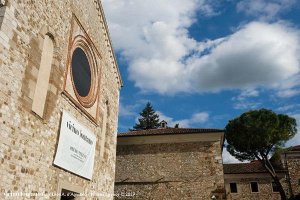 La Chiesa di San Francesco ospiterà la serata finale del Premio Terzani (ph. Luca d'Agostino)