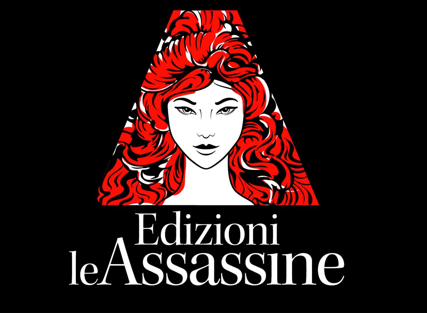 Il logo di Edizioni Le Assassine
