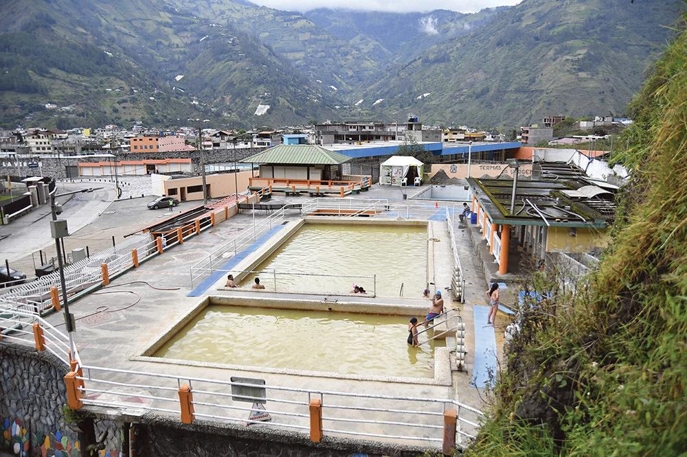 Baños, piscinas de la Virgen (ph. Claudio Pizzin)