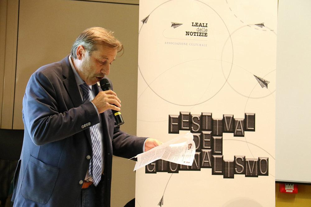Il sindaco Livio Vecchiet
