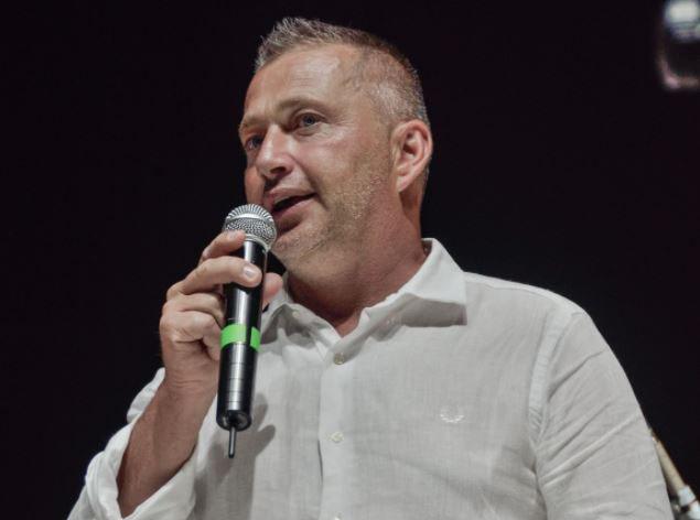 Daniele Stefanutti, presidente della Pro Majano