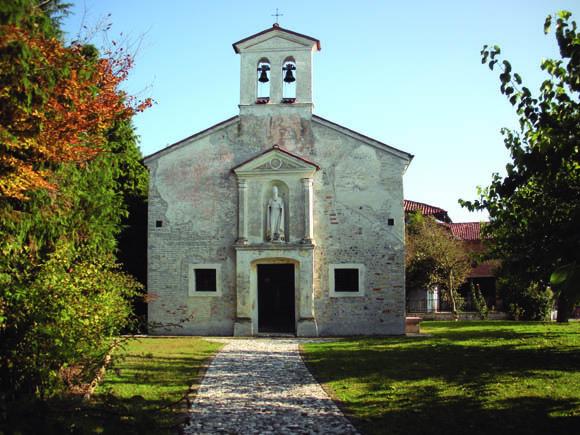 Versuta, chiesa di Sant'Antonio Abate