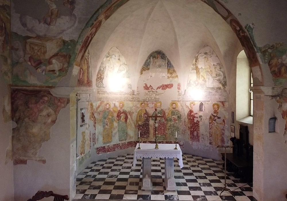 Santa Maria in Monte a Fogliano Redipuglia