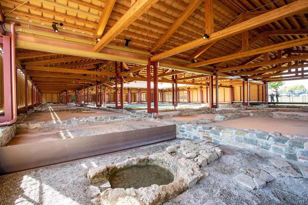 Aquileia, la rinnovata Domus di Tito Macro
