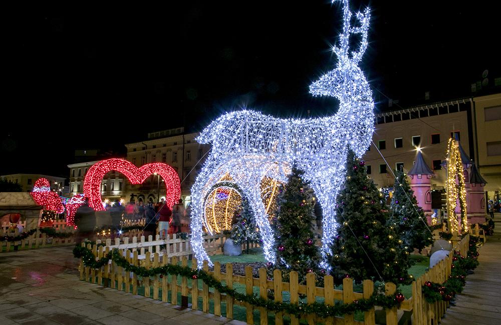 Il Christmas Village di Monfalcone (ph. Katia Bonaventura)