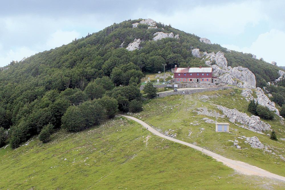 Parco nazionale del Velebit (ph. Michele Tomaselli)