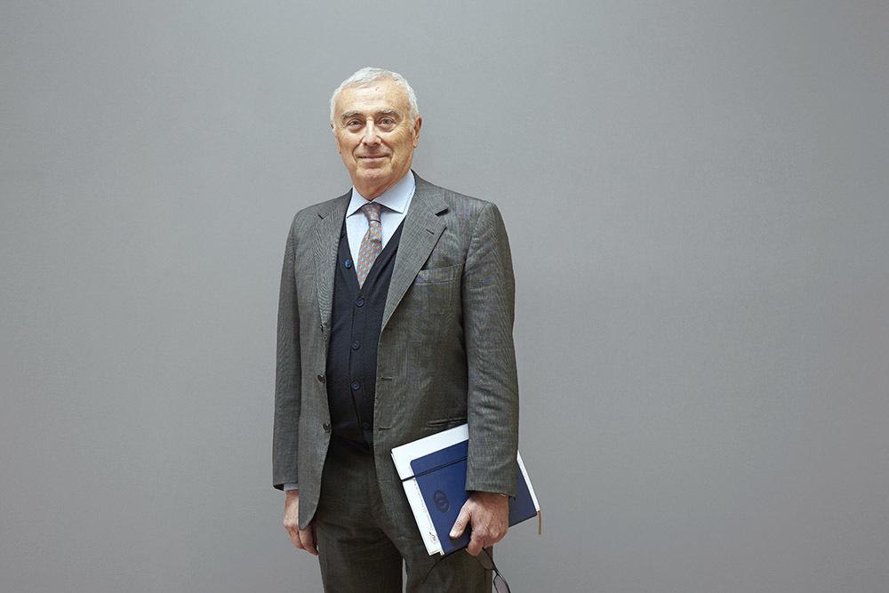 Giuseppe Villani, presidente del Consorzio