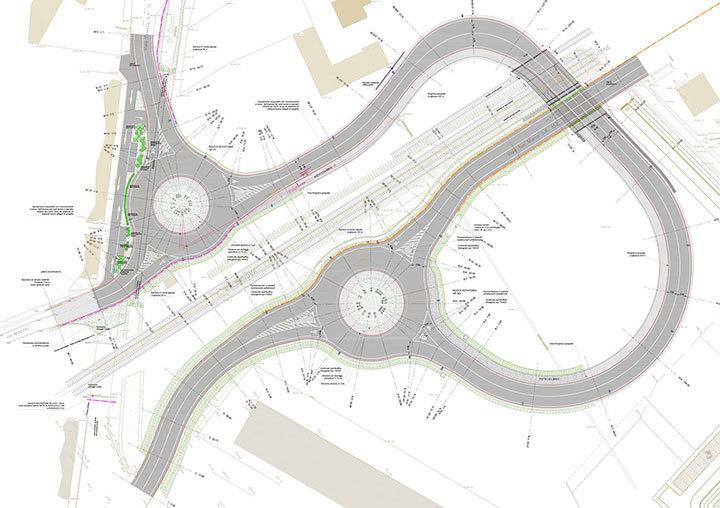 Il progetto del nuovo sottopasso ferroviario