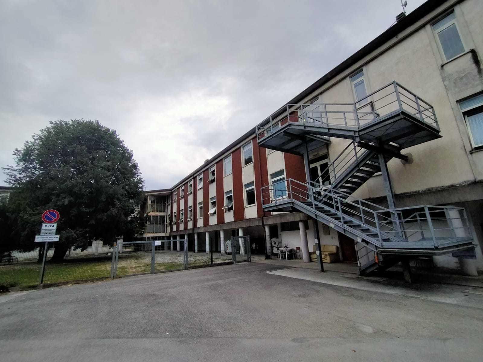 La scuola media Leonardo Da Vinci a Ronchi dei Legionari