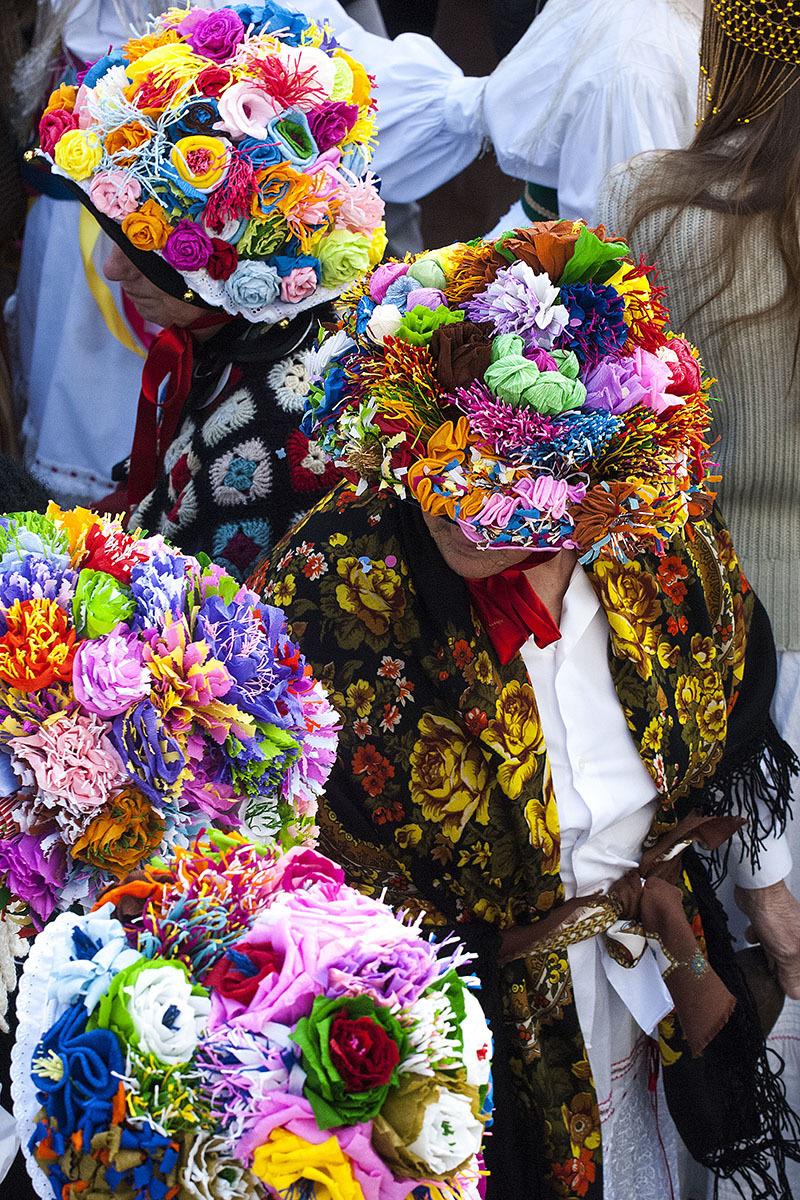 Carnevale in Val Resia (ph. Ulderica Da Pozzo)