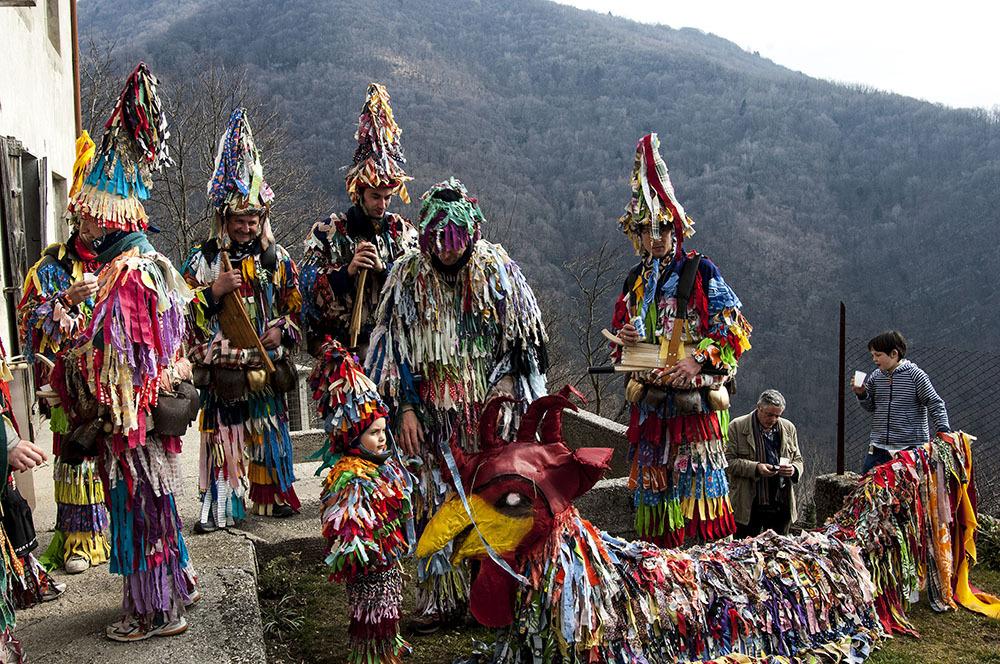 Tradizioni nelle Valli del Natisone (ph. Ulderica Da Pozzo)