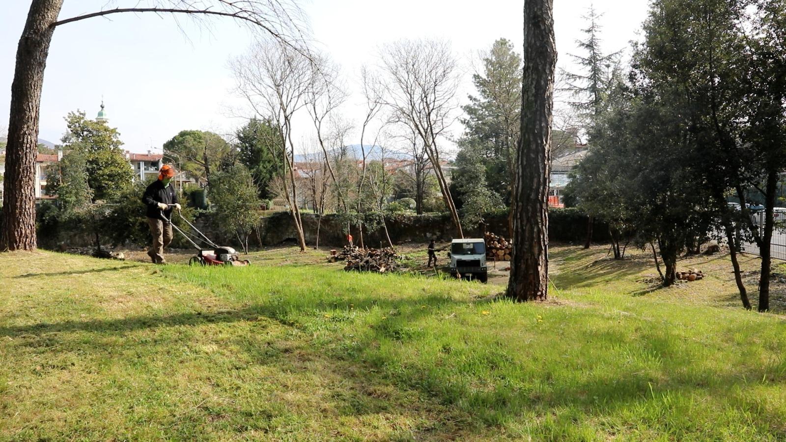 Parco di Villa Coronini Cronberg a Gorizia (ph. Regione FVG)