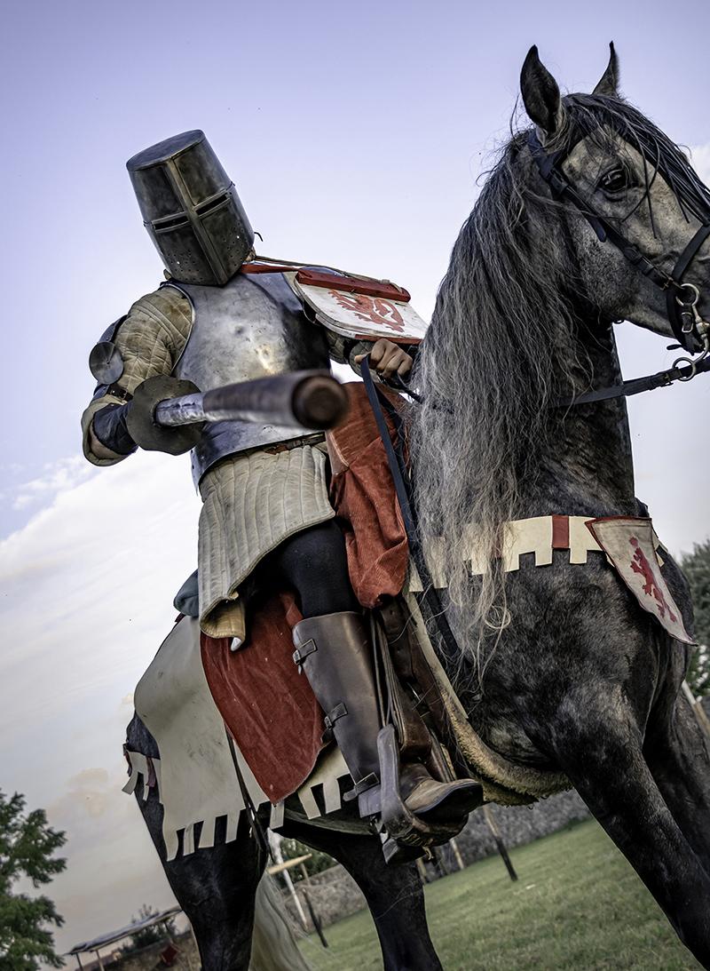 Medioevo a Valvasone (ph. Thomas Cantoni)