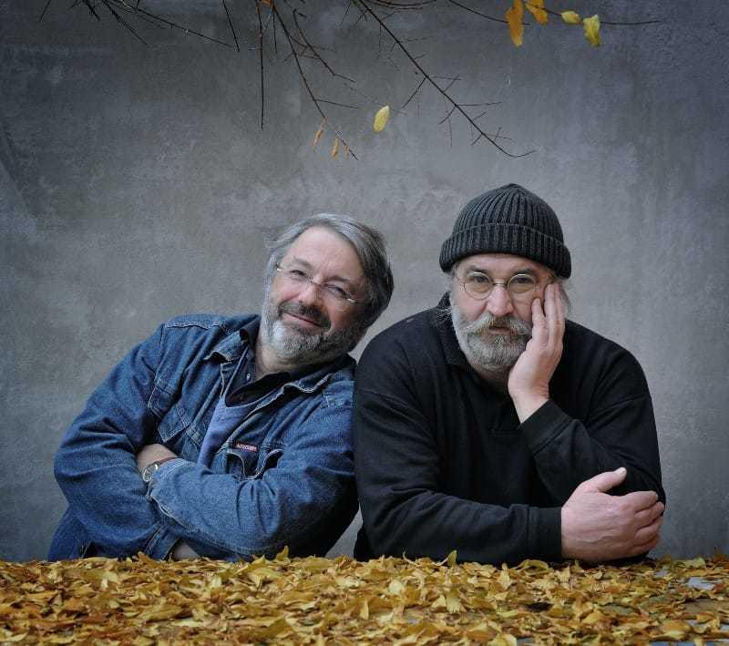 Claudio Cojaniz e Franco Feruglio