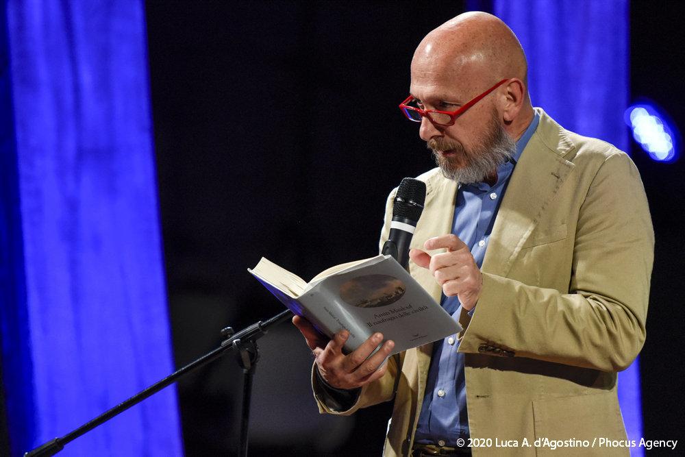 Massimo Somaglino (ph. Luca d'Agostino - Phocus Agency)