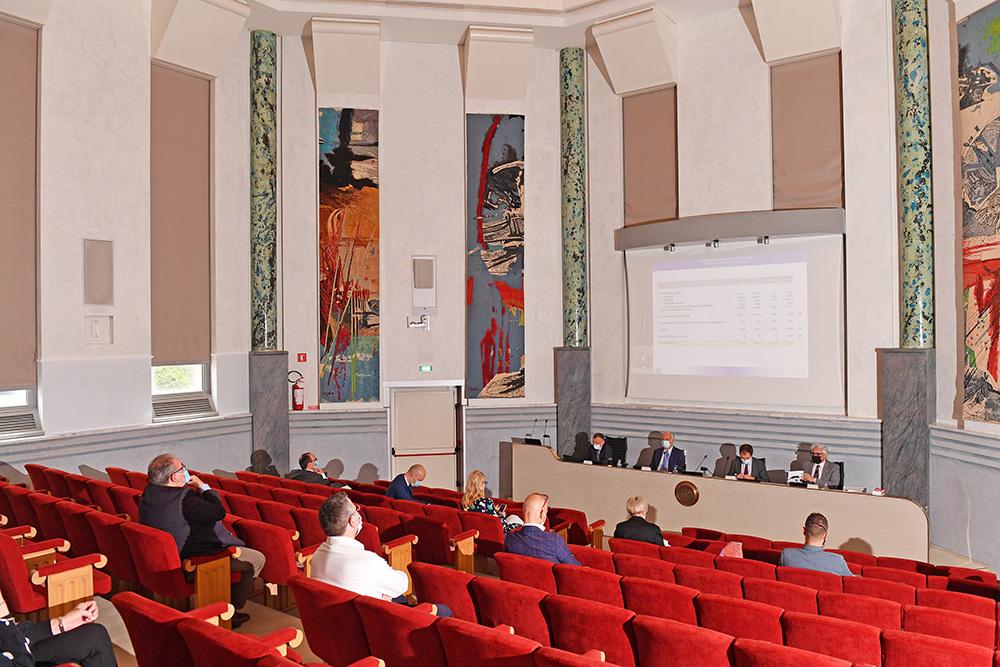 Assemblea dei soci (ph. Simone Ferraro)