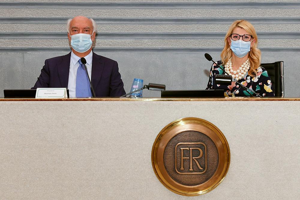 Assemblea dei soci, Conferenza Stampa (ph. Simone Ferraro)