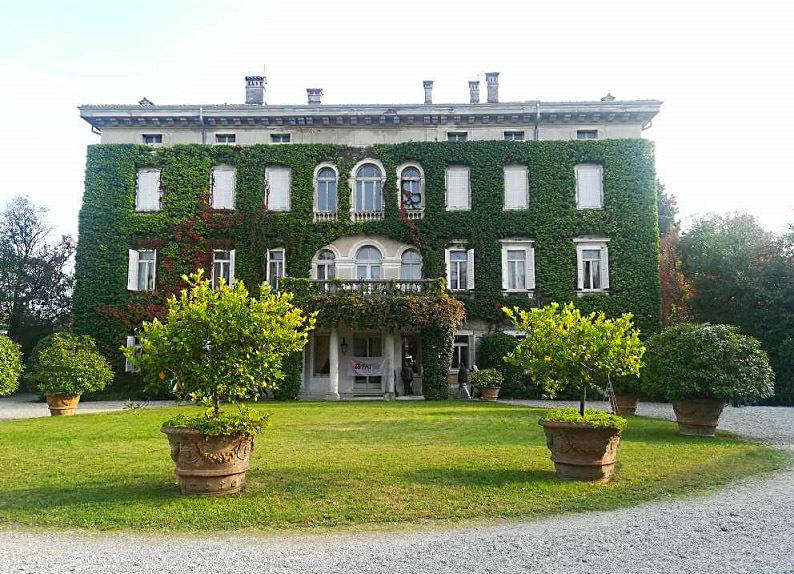 Cormòns, Tenuta di Angoris - Villa Locatelli (© FAI)