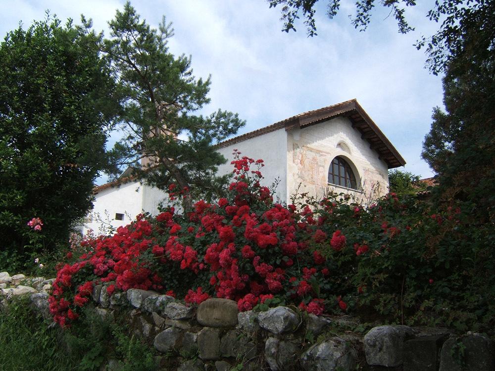 Cividale, complesso monastico di San Giorgio in Vado