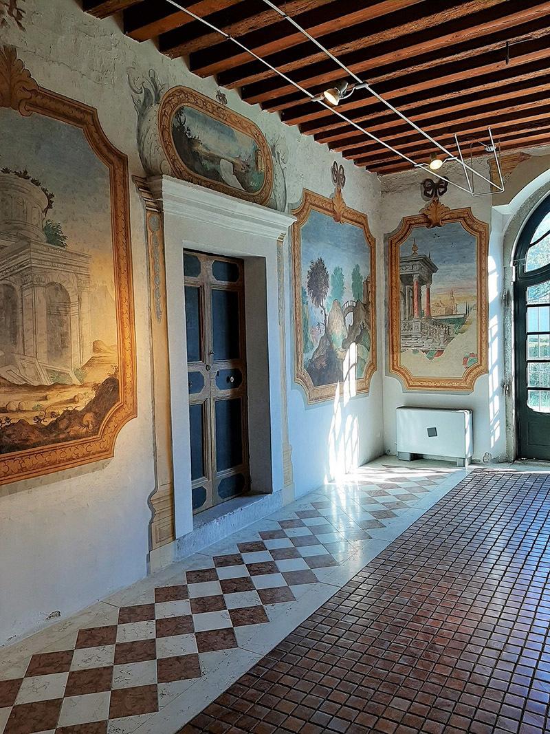 San Vito al Tagliamento, Palazzo Altan (© Fabiola Fontanel)