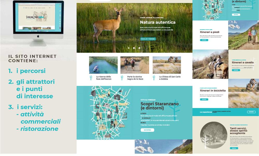 Il nuovo sito web