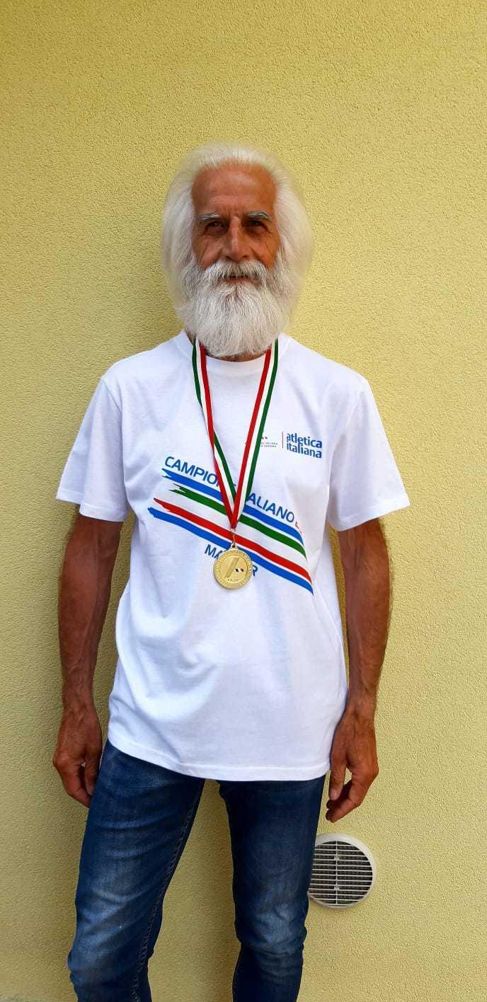 Roberto Tomat a Imola